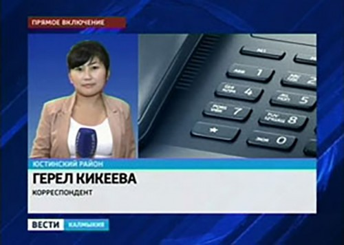 ВРИО Главы Калмыкии Алексей Орлов находится с рабочим визитом в Юстинском районе