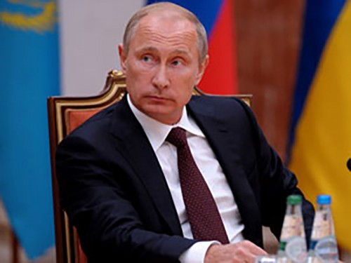Путин: украинский кризис не разрешить без учета интересов юго-востока