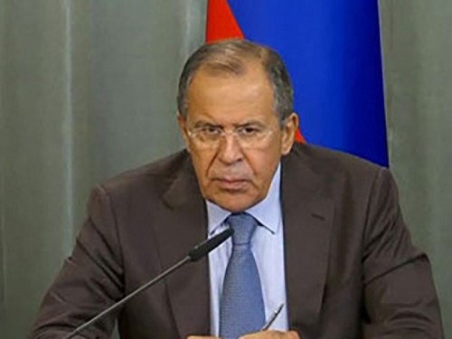 Лавров: Россию обвиняют во вторжении на Украину из-за успешных действий ополченцев
