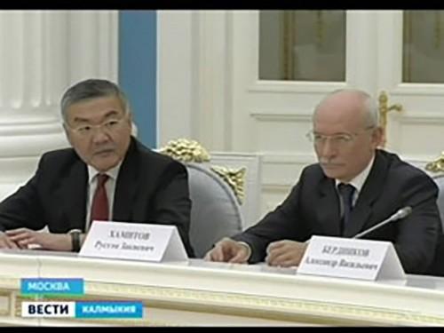 Владимир Путин встретился в Кремле с вновь избранными руководителями регионов России