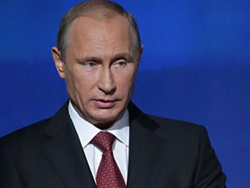 Путин: Россия не будет ограничивать движение валюты и капитала