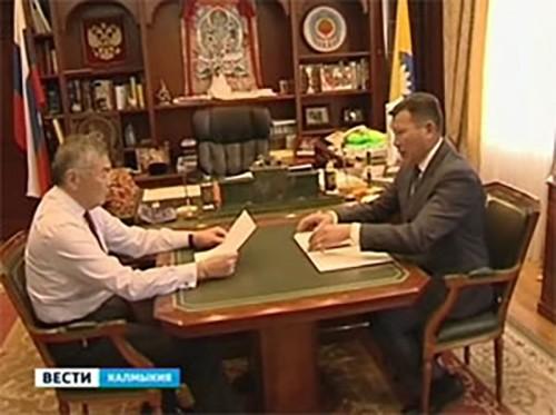 Общественная палата будет представлена во всех районах Калмыкии