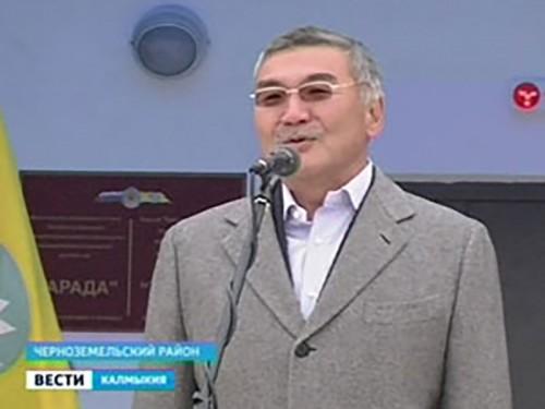 В Ачинерах Черноземельского района открылся детский сад