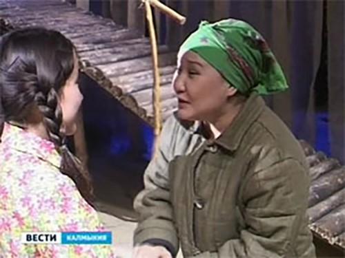 На театральном фестивале актриса Марина Кикеева получила 4 приза