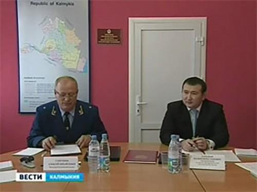 Прокурор Калмыкии и бизнес-омбудсмен провели совместный прием граждан