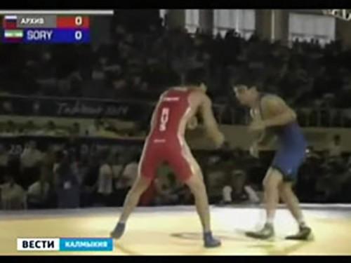 Мингиян Семенов в составе сборной России выиграл Кубок европейских наций