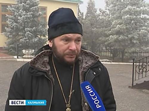С Новым годом буддистов Калмыкии поздравили в Элистинской и Калмыцкой епархии
