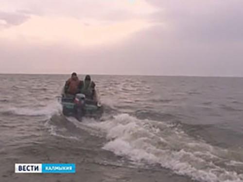 Сезон вылова рыбы в Калмыкии завершен