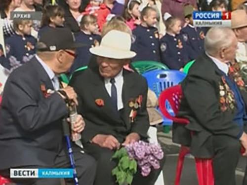 В Калмыкии начата подготовка к 70-летию Великой Победы