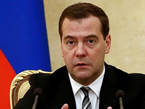 Медведев: кризис не должен свести ипотеку на нет