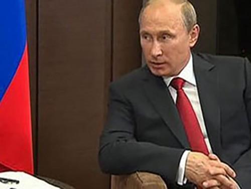 Визит президента РФ в Египет: Путина ждут как дорогого гостя