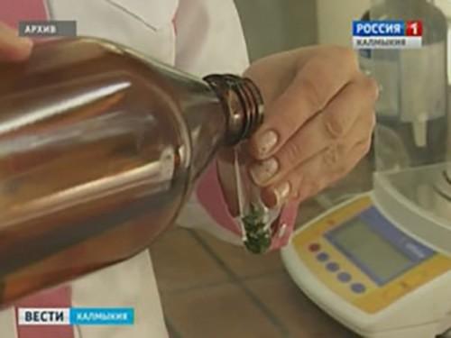 """Любители конопли задержаны с """"поличным"""""""