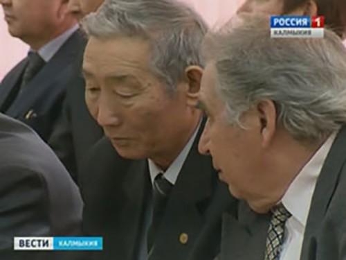 В Элисте продолжаются мероприятия, посвященные 100-летию Морхаджи Нармаева
