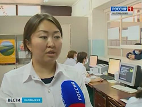 В Калмыкии проходит акция «Вежливый регистратор»