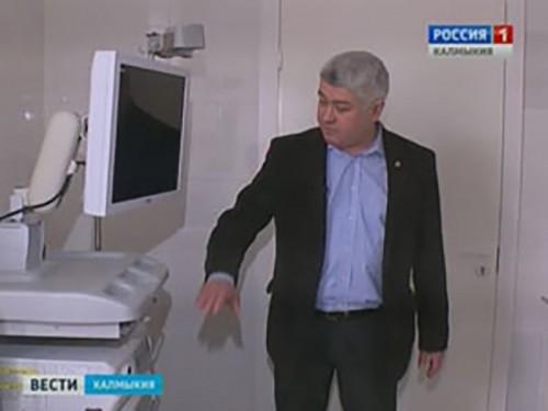 В онкологическом диспансере устанавливают высокотехнологичное оборудование