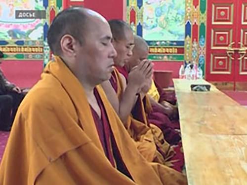 Сегодня в столицу Калмыкии прибывают священнослужители из монастыря Дрепунг Гоманг