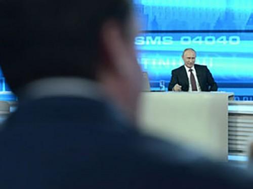 """""""Прямая линия"""" с Путиным: вопросы начнут принимать 9 апреля"""