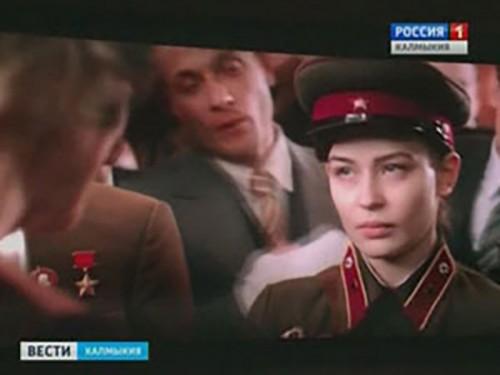 """В Элисте состоялся премьерный показ фильма """"Битва за Севастополь"""""""