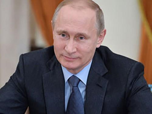 Путин поздравил евреев с избавлением от рабства