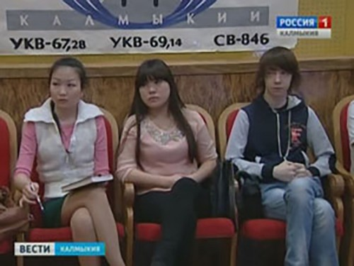 В Калмыкии стартует республиканский этап Всероссийского фестиваля «Студенческая весна — 2015»