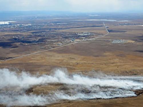 Медведев предложил подумать об ответственности губернаторов за лесные пожары