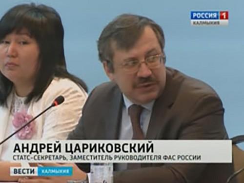 В Элисте состоялся семинар-совещание Антимонопольной службы России по ЮФО