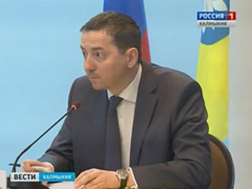 В Калмыкии обсудили погашение недоимки в консолидированный бюджет