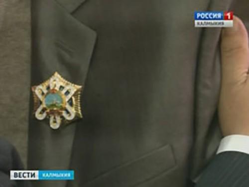 Орден «Полярная звезда» вручили Валентину Рассадину
