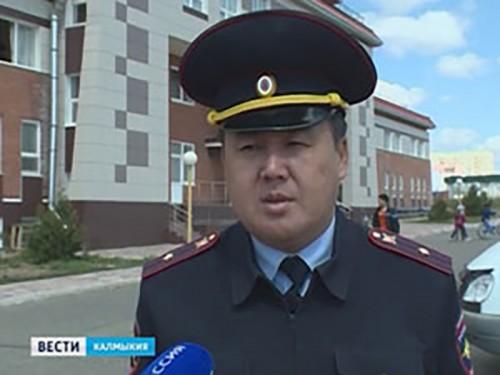 ГИБДД Калмыкии проводит операцию «Скутер»