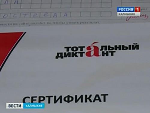 Стали известны результаты тотального диктанта по русскому языку