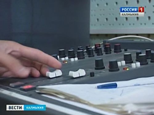 80 лет назад впервые прозвучали позывные радио Калмыкии