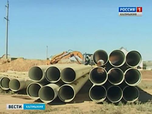 185 миллионов рублей получит Калмыкия на развитие мелиорации