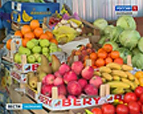 В Калмыкии с начала года выросли цены на продукты питания