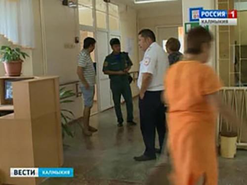 Алексей Орлов провел заседание республиканской антитеррористической комиссии
