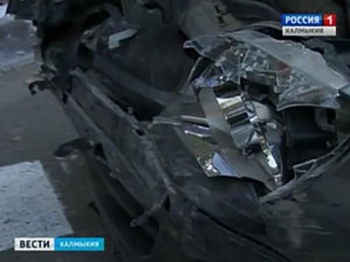 За минувшие сутки в Калмыкии зарегистрировано 7 происшествий с признаками преступления