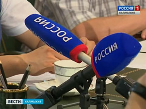 Глава Калмыкии поделился с журналистами итогами встречи с Президентом России