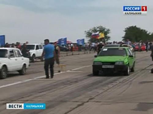 Элиста примет первый этап Чемпионата России по дрэг-рейсингу
