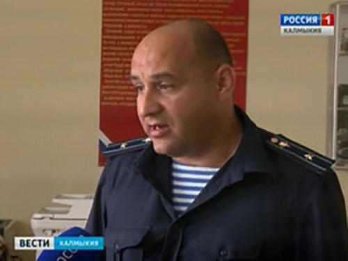 В Калмыкии сформирован пункт отбора на военную службу по контракту