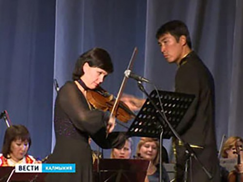 В Элисте состоялся 3-й фестиваль национальной музыки