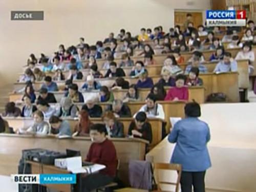 Партнерским отношениям КалмГУ и университета Внутренней Монголии более 10 лет