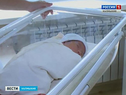 В Калмыкии стали меньше рожать