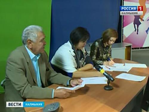 Продолжается интернет-голосование участников детского телевизионного конкурса «Теегин айс»