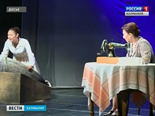 В Калмыкию с обменными гастролями приезжает Азербайджанский государственный театр юного зрителя