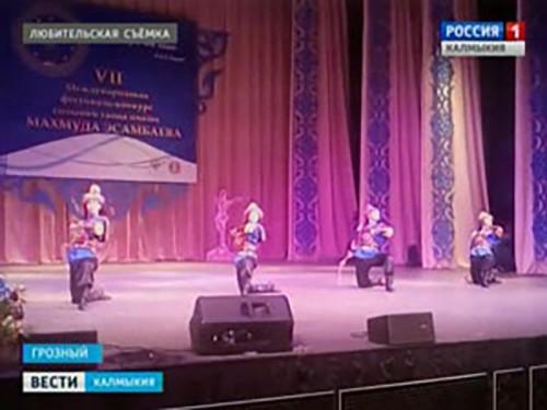 «Тюльпан» стал лучшим на международном фестивале имени Махмуда Эсамбаева