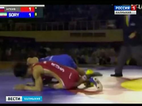 Мингиян Семенов добился очередной победы