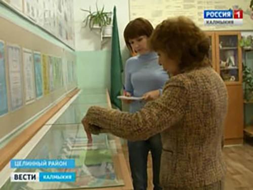 В «Орленке» призерами экологических соревнований стали ученики Троицкой средней школы