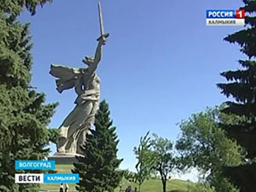Сталинградской битве исполняется 73 года