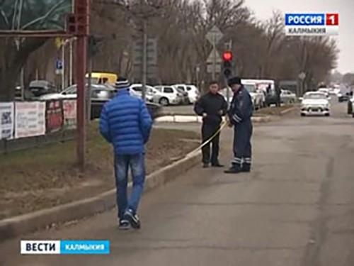 Треть всех аварий в Калмыкии происходят из-за плохих дорог