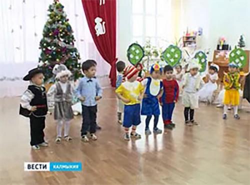 Детские праздники в самом разгаре