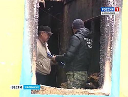 С начала года в Калмыкии зарегистрировано 4 пожара